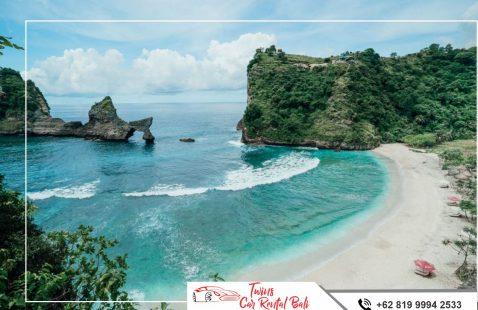 Atuh Hill Nusa Penida
