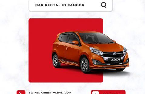 √ Best Bali Car Rental in Canggu